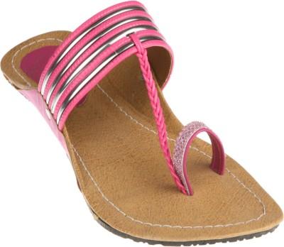 Zachho Women Pink Flats