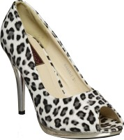 Flat n Heels Women WHITE Heels