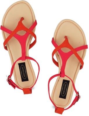 Modsquad Women Pink Flats