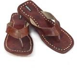 Ndeez Men dark brown Sandals