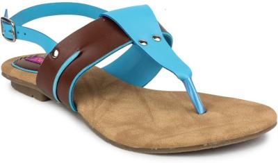 Fiorella Women Brown Flats