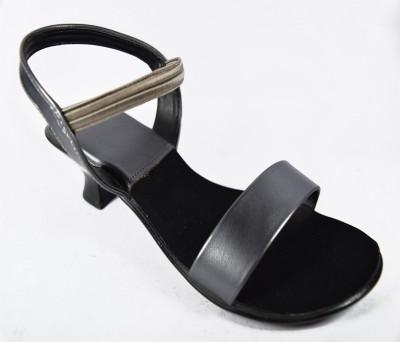 Multi Movin Women Grey Heels