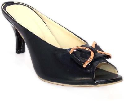 Aleg Women Black Heels