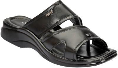 Action Dot Com S 807 F Men Black Sandals