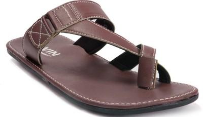 Twin Thong 8402 Men Brown Sandals