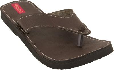 Footrendz Men Brown Sandals