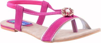 RELEXOP Women Pink Flats