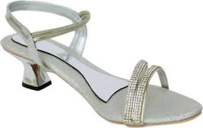 Sandhills Women Silver Heels