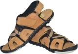 Strive Men Tan Sandals