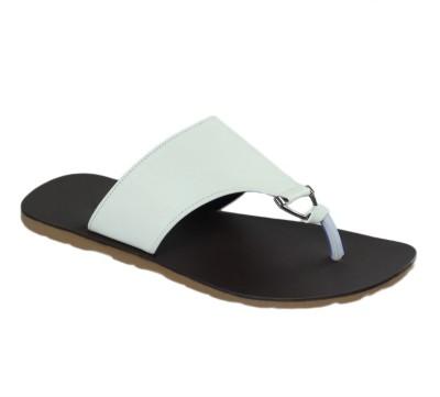 Shoe Bazar Non Leather Men White Flats
