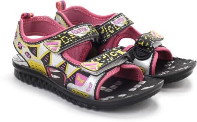 Footfun By Liberty Boys Pink Sandals
