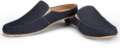 FUNK Men Blue Sandals