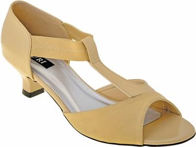 Ozuri Women Beige Heels