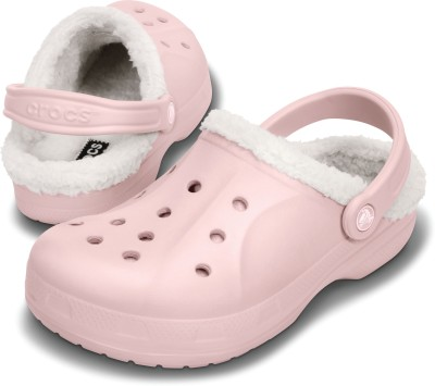 Crocs Men Cotton Candy/Oatmeal Clogs