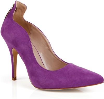 INTOTO Women Purple Heels
