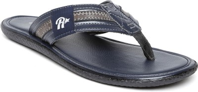 Roadster Men Dark Blue Sandals at flipkart