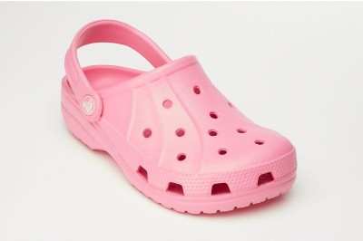 Crocs Baby Boys, Baby Girls Pink Sandals