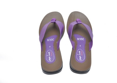 Stylewalk Women Purple Flats