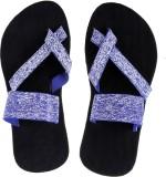 Tripssy Men Purple Sandals