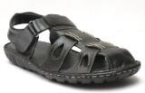 Guava Men 02, Black Sandals