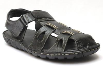 Guava Men Black Sandals