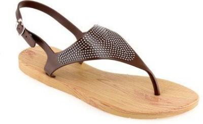 BRAUCH Women Brown Flats