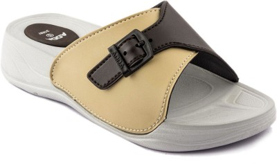 Adda Fantasy Women Brown Flats