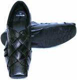 Loddx Men Black Sandals