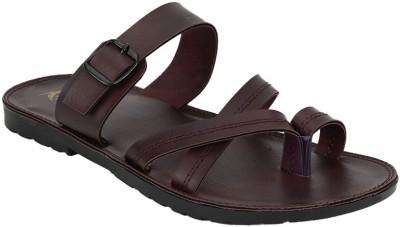 KZAARA Men Purple Sandals
