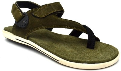 Zoot24 Men Olive Sandals