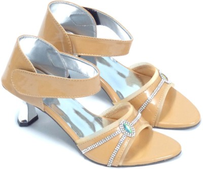 CreativeSelections Women Camel Heels