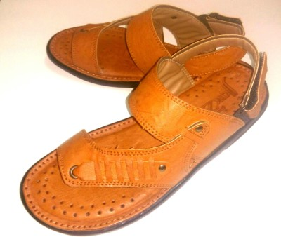 bluemountain Men Brown Sandals