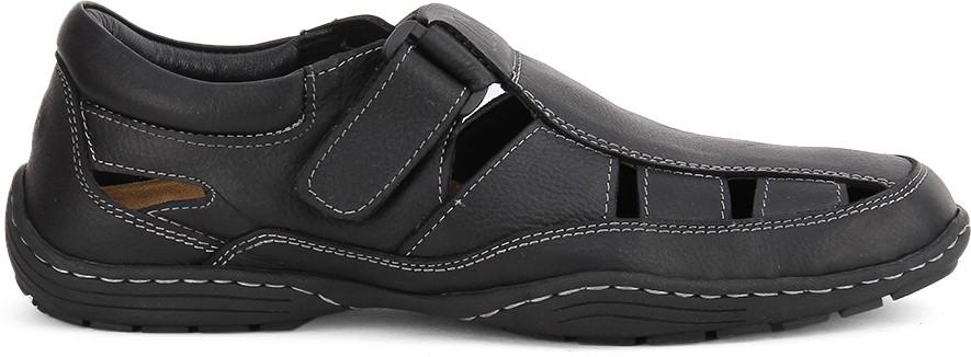 b926164ea80 Lee Cooper Men Black Sports Sandals
