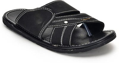 Paduki Men Black Sandals