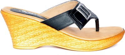 Marie Comfort Girls Black Sandals