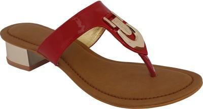 Shoe Bazar Women Red Heels
