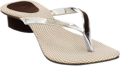 Brandvilla Women Brown Heels