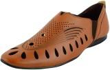 Welling Men tan Sandals