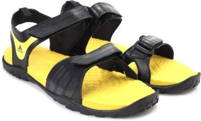 Adidas ESCAPE 2.0 Men Black, Yellow Sandals
