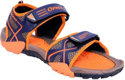 Opner Men Orange Sandals