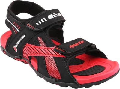 Frestol Men Red Sandals