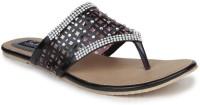 Sindhi Footwear Women Black Flats