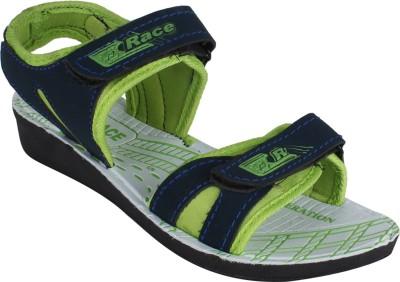 Oricum Green-831 Women Green Sports Sandals