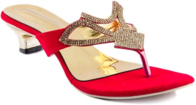 Womens Club Women Red Heels