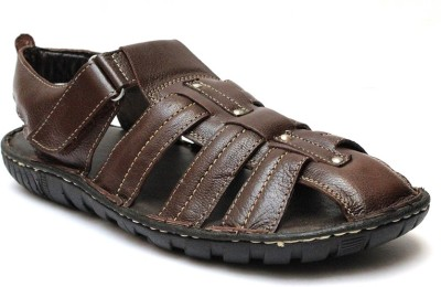 Guava Men Brown Sandals