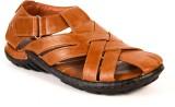 Barreto Men Tan Sandals