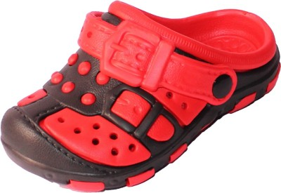 BABA ENTERPRISES Boys Red Sandals