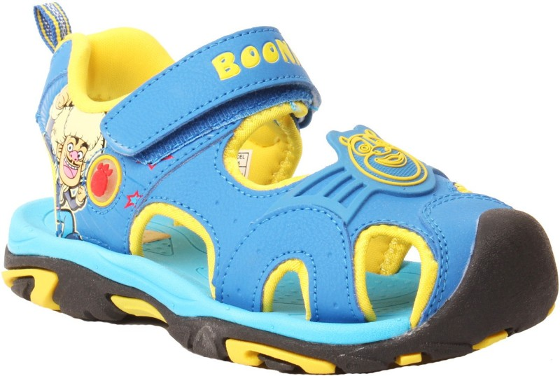 Foot Candy Boys Blue Sandals