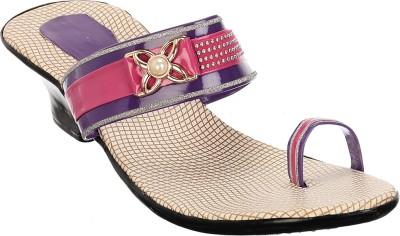 Brandvilla Women Multicolor Heels