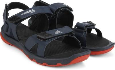 Adidas KERIO SYN 3.0 Men Black, Navy, Silver Sandals